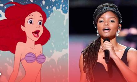 """Halle Bailey La nueva Ariel en """"La Sirenita"""" sacando lo mejor y lo peor de las personas"""