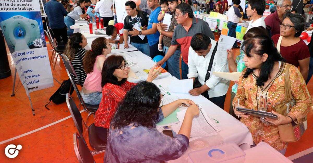 Ofrecen 10 mil vacantes en Feria del Empleo nicolaíta