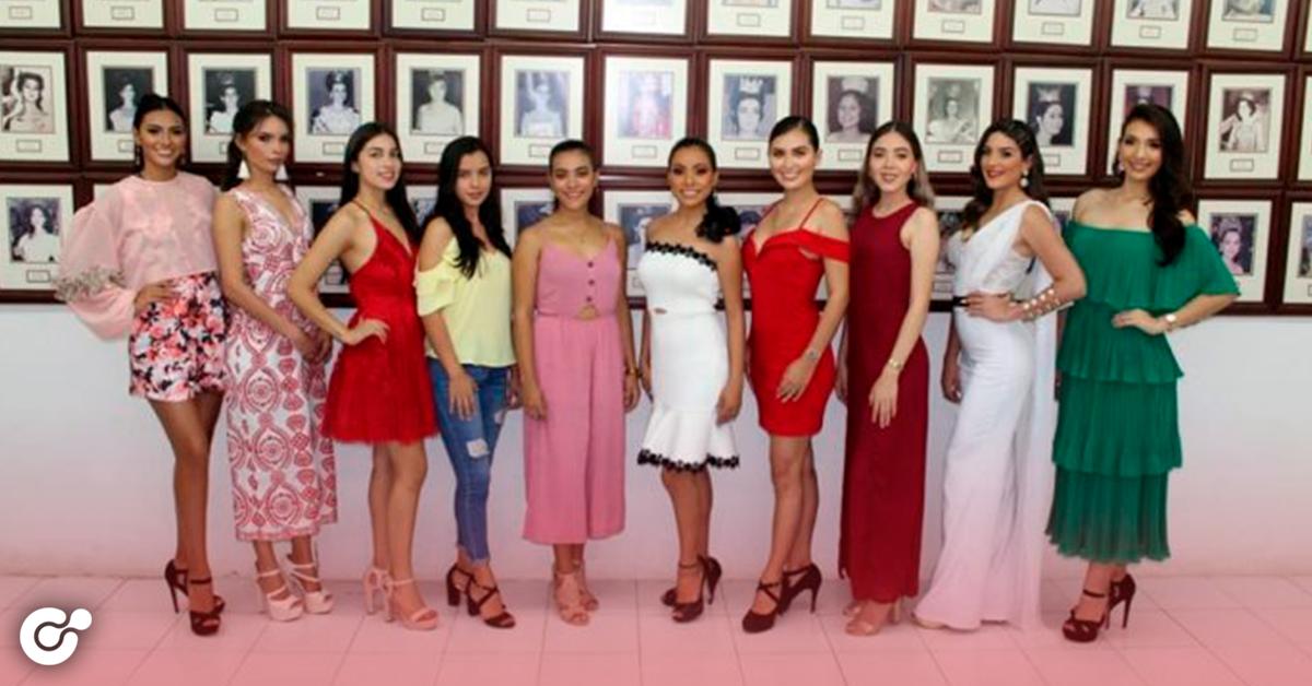 Las candidatas a Reina de la Feria de Todos los Santos de colima realizaron una visita a la planta de Proavicol.