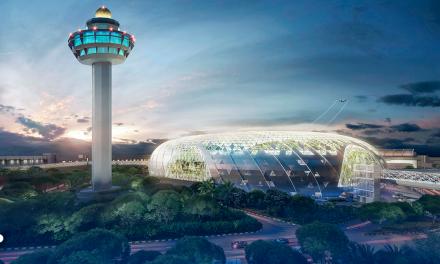 Singapur quiere rescatar el aeropuerto de México