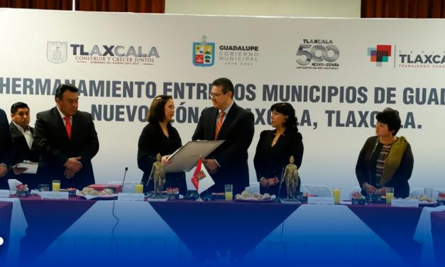 GUADALUPE Y TLAXCALA PROYECTAN ALIANZAS COMERCIALES Y CULTURALES