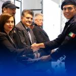 SUMA CRISTINA DÍAZ A 151 POLICÍAS DE GUADALUPE