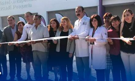 Inaugura Gobierno hospital en Pesquería