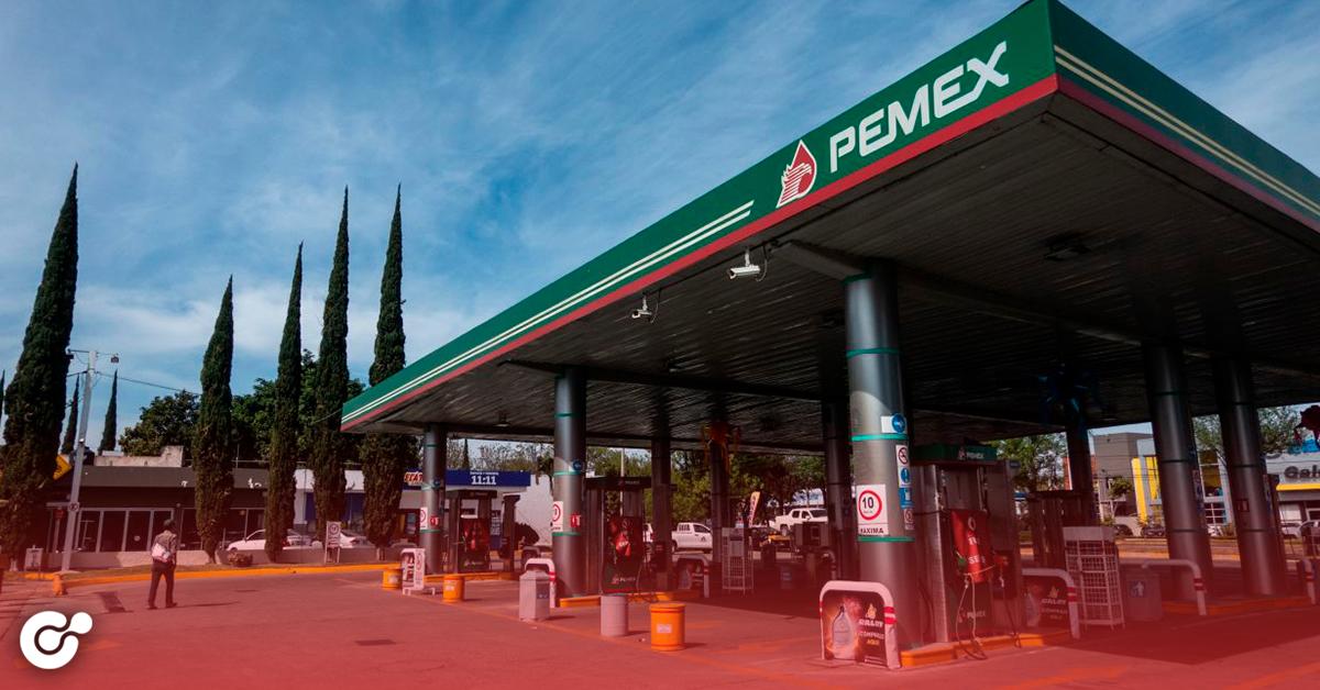 Pemex tiene pérdidas va en picada