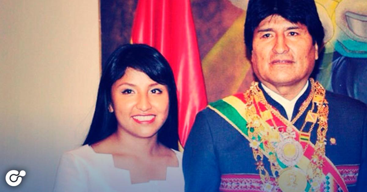 Bolivia autoriza salida de hija de Evo Morales para refugiarse en México