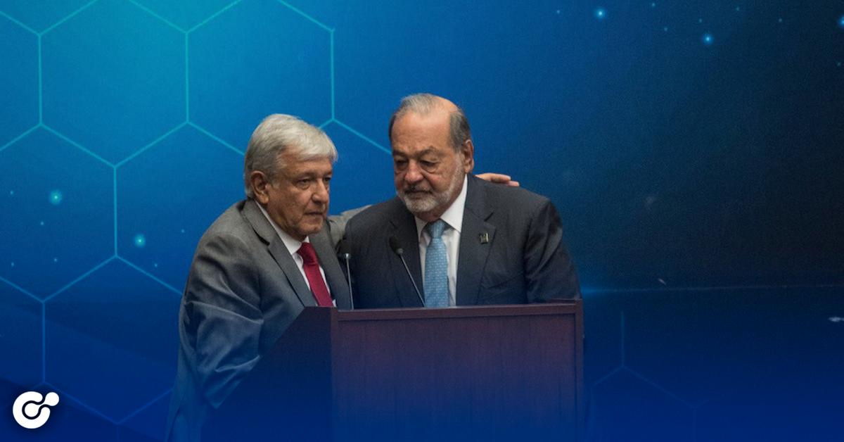 Carlos Slim participará en licitaciones de Tren Maya