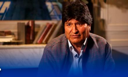 Evo Morales es acusado de terrorismo en contra de Bolivia