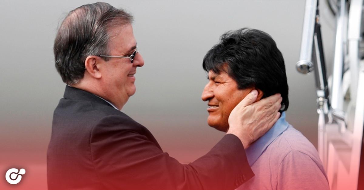 AMLO le salvó la vida a Evo Morales