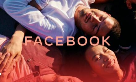 Presenta Facebook nuevo logotipo