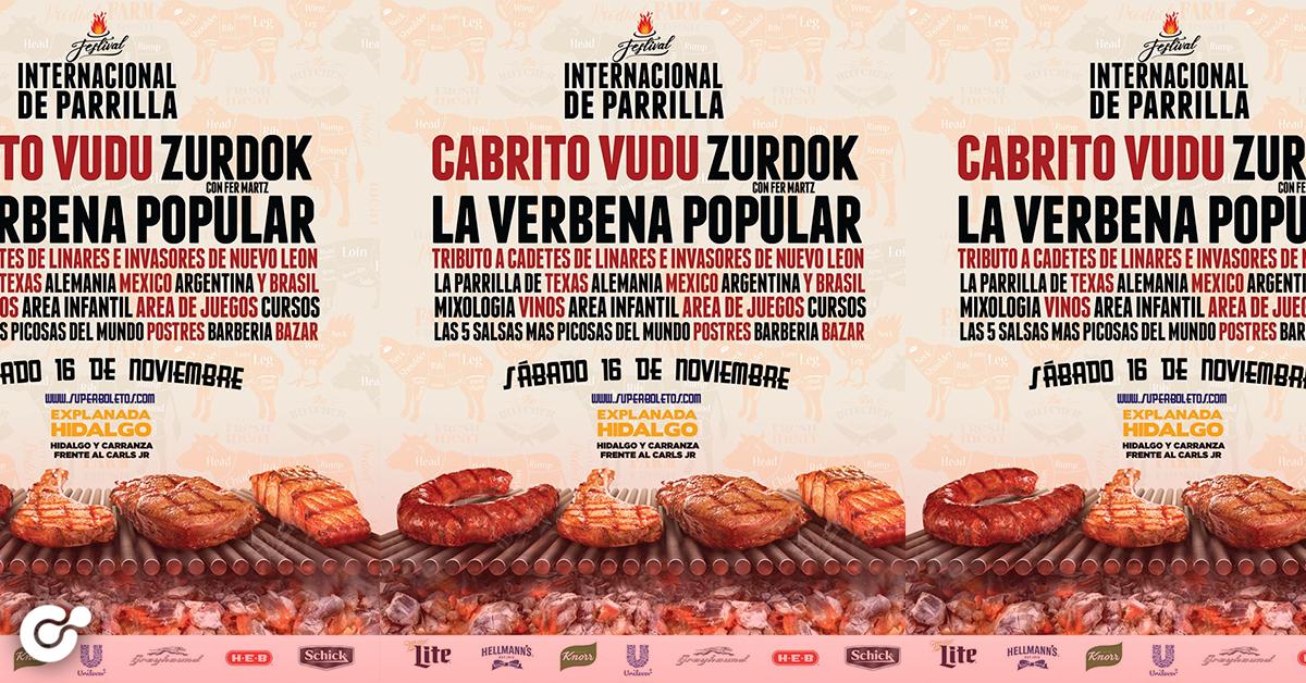 FESTIVAL INTERNACIONAL DE PARRILLA 2019