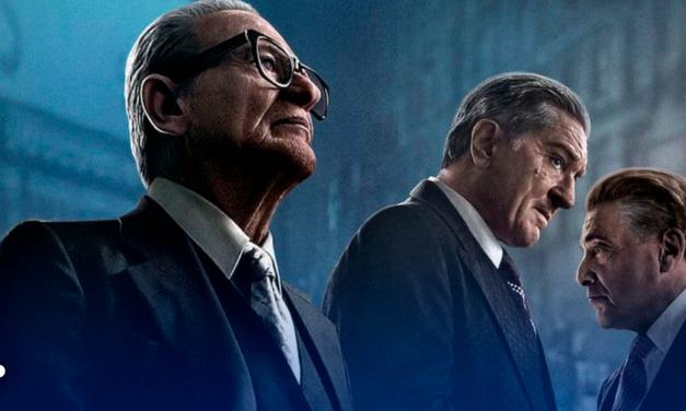 Lanza Netflix tráiler de 'El Irlandés'