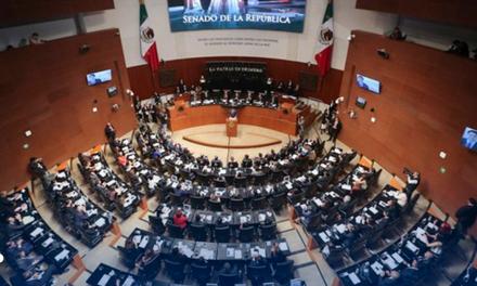 Senado Rechaza intervención de EU en México para combatir Narcotráfico