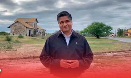 Víctor Fuentes propone reactivar tren de pasajeros Matamoros-Monterrey
