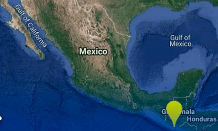 Sismo de 5.7 en Chiapas