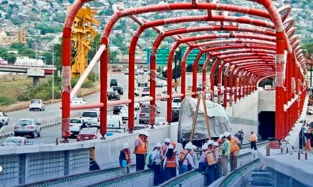 Banorte y Banobras financiarán vagones de Línea 3