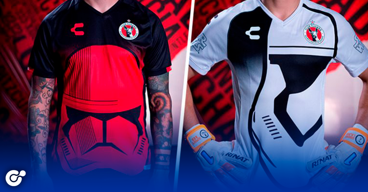 Xolos estrenará jersey de 'Star Wars' ante su duelo con Rayados
