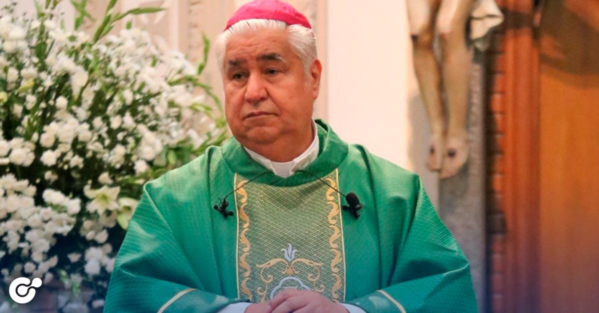 Arzobispo pide orar por AMLO