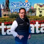 Pide alcalde Copa de Rayados en Santa Catarina