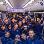 Llega Rayados a Qatar