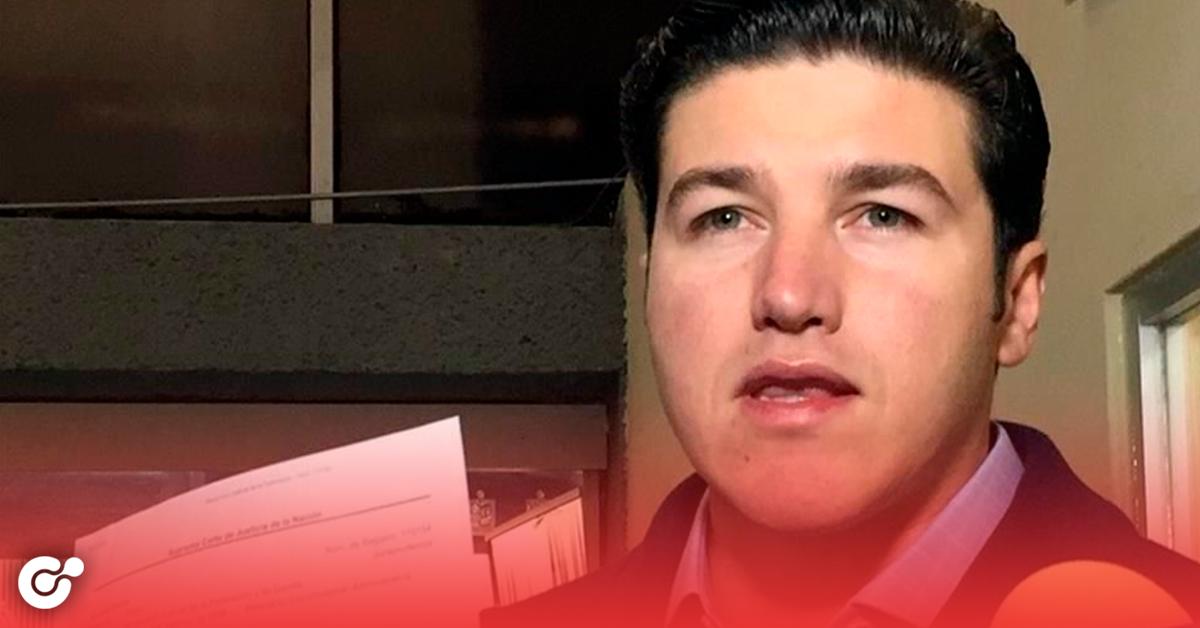 Samuel García, pide juicio político a magistrados