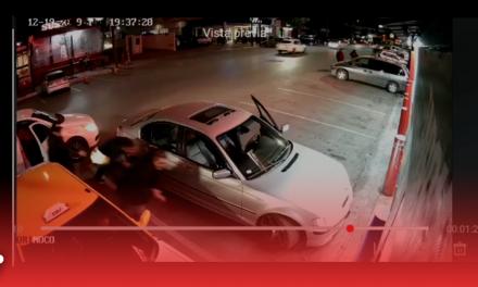 Difunden video de ejecución en Centrito Valle San pedro
