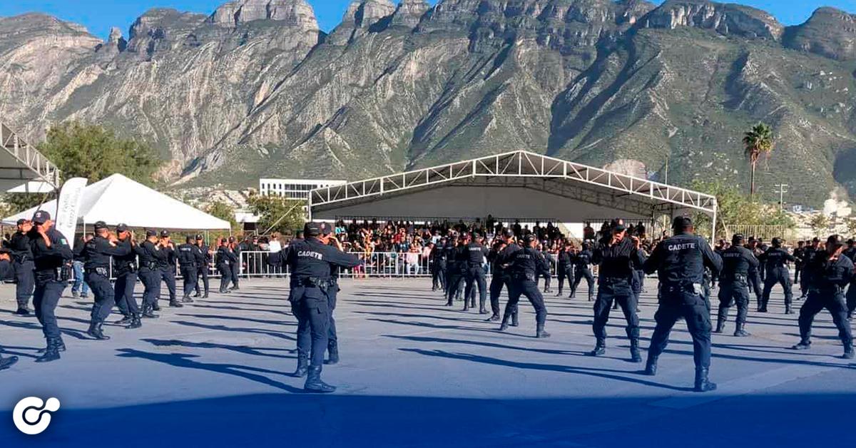 San pedro tiene 100 nuevos elementos de policía