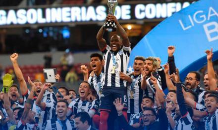 Rayados campeón apertura 2019