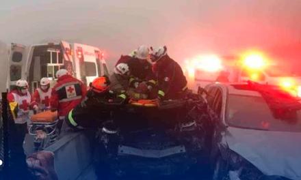 76 lesionados y dos muertos fueron el saldo de las fiestas de fin de año