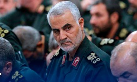 Líder iraní promete 'venganza' por la muerte del general iraní Qasem Soleimani, se visualiza tercera guerra mundial.