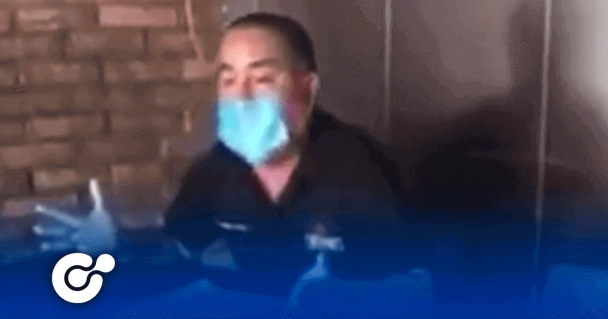 Llora empresario de Chiltepinos al pagarle a sus empleados por última vez por coronavirus