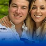 Samuel García y Mariana Rodríguez esperan su primer bebé