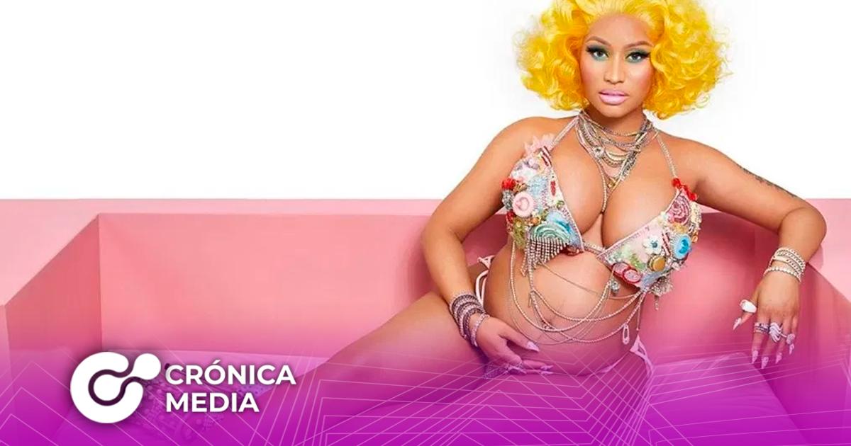 Nicki Minaj espera su primer hijo y lo anunció a través de las redes sociales