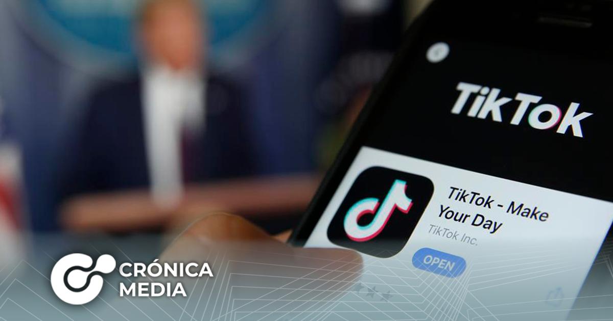 Trump firmó decreto para prohibir TikTok en 45 días en los EE.UU
