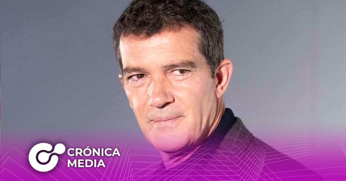 Antonio Banderas pasará su cumpleaños 60 en aislamiento tras dar positivo por Covid-19