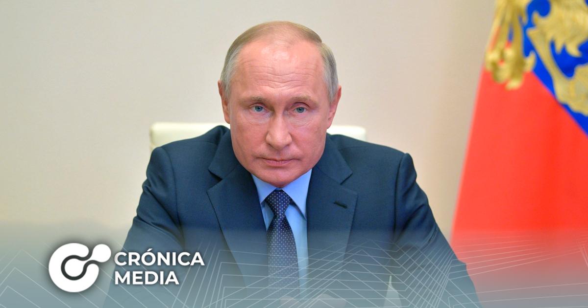 Putin anuncia que Rusia cuenta con su primera vacuna contra Covid-19