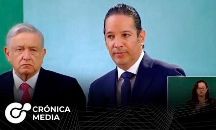 Pancho Domínguez dice ser inocente de corrupción tras video escándalo