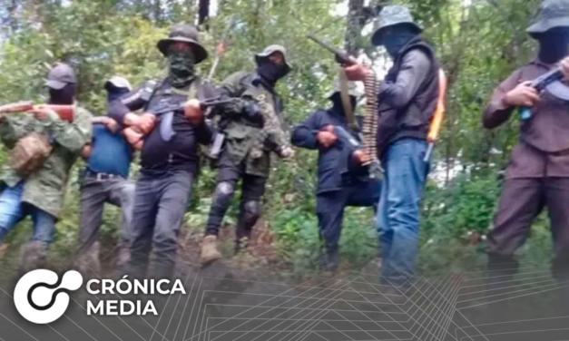 """Grupo armado en Chiapas le declara la """"guerra"""" a AMLO"""