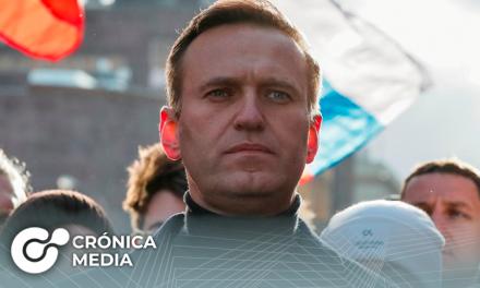 Líder de oposición rusa está hospitalizado tras presunto envenenamiento
