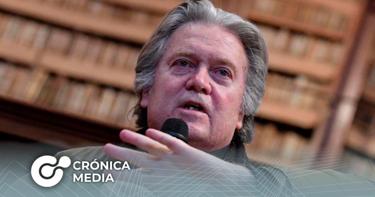 Ex asesor de Trump fue detenido por fraude en relación al muro fronterizo EE.UU – México