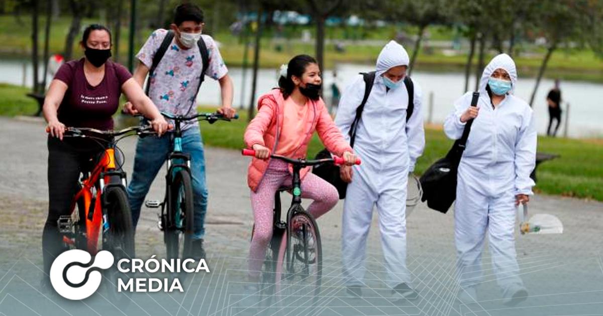 Colombia es el tercer país con más contagios por Covid-19 en América Latina