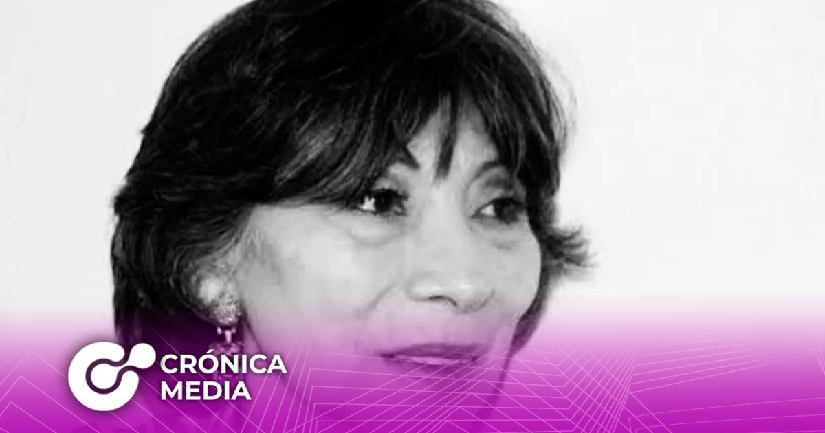 Falleció la actriz y cineasta Mónica Miguel