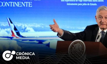 AMLO: Rifa del avión presidencial fue un éxito