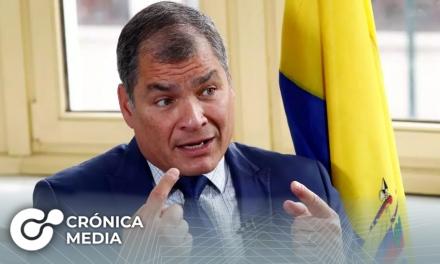 Ordenan captura de expresidente Rafael Correa en Ecuador