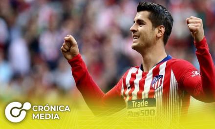 """Álvaro Morata es """"cedido"""" a la Juventus"""
