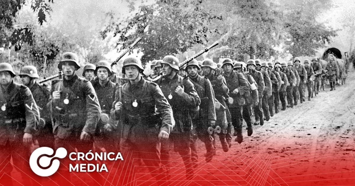 Un día como hoy inició la Segunda Guerra Mundial