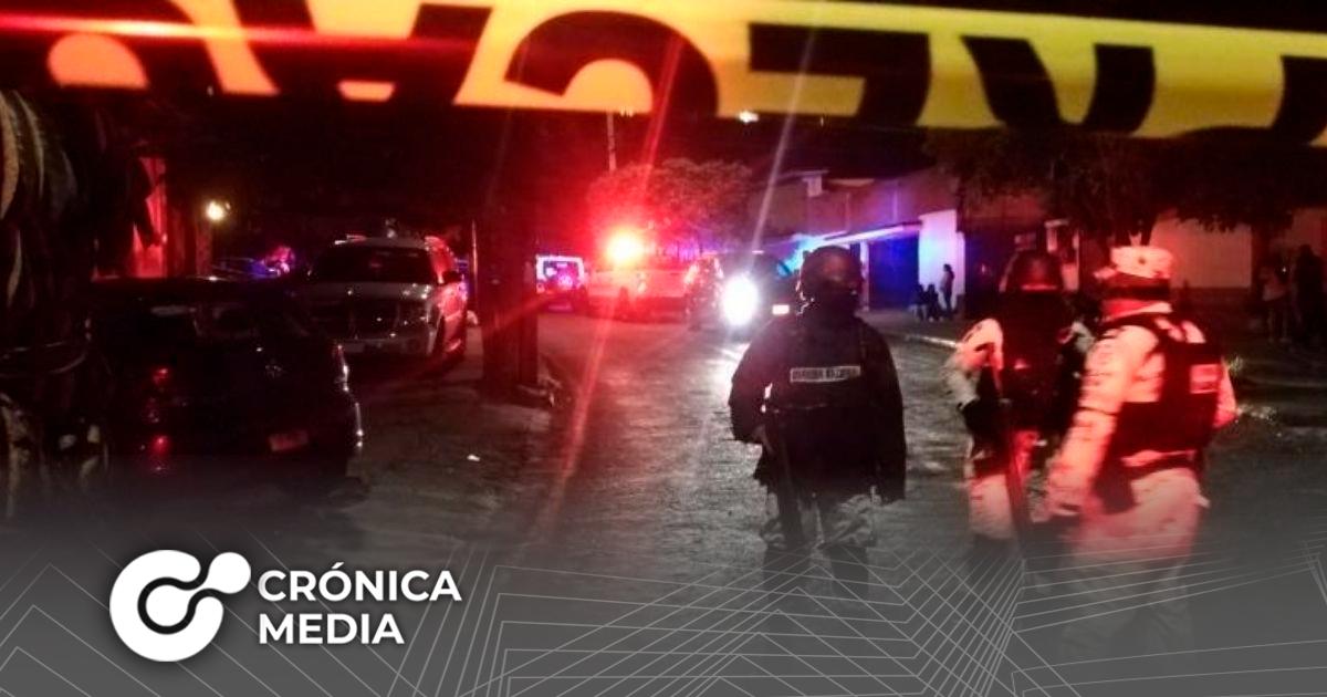 Seis personas fueron acribilladas durante velorio en Cuernavaca