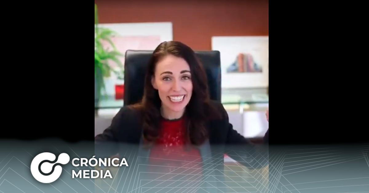 Viral: En dos minutos la primera ministra de Nueva Zelanda realizó informe de Gobierno