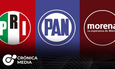 Nuevo León: El PRI Vs el PAN y Morena en candidaturas para elecciones 2021