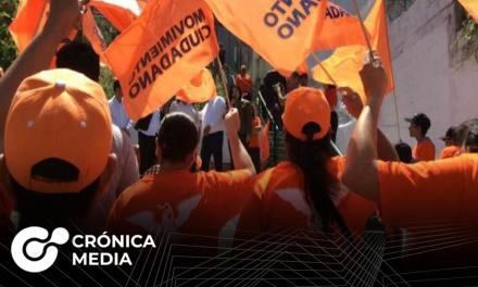 Movimiento Ciudadano en Nuevo León con más de 19 mil afiliados en 2020