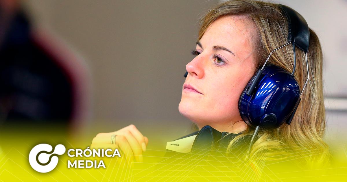 Claire Williams se despide este fin de semana de la escudería de la F1